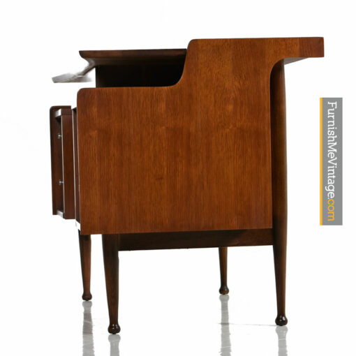 Restored Mid Century Modern Desk by Hooker