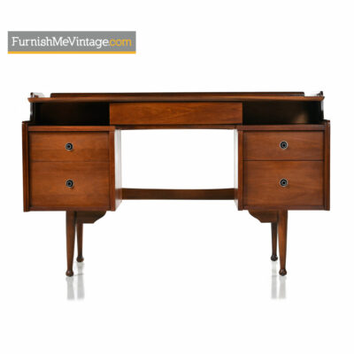 Restored Mid Century Modern Desk by Hooker