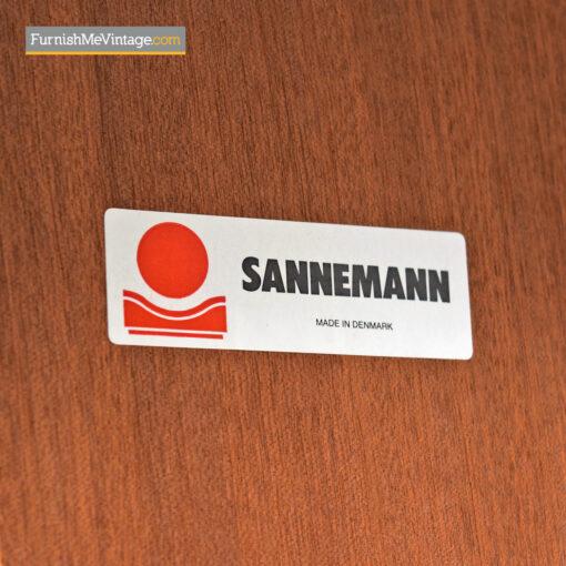 Bookshelf Coffee Table by Sannemann - Danish Modern Teak