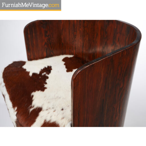 oak,barrel,cowhide,leather,priest chair