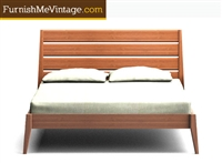 Greenington Sienna Caramelized Solid Bamboo King Platform Bed