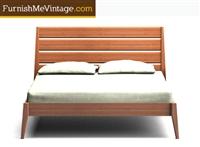 Greenington Sienna Caramelized Solid Bamboo King Platform Bed