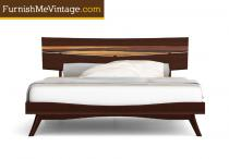Greenington Azara Queen Sable Platform Bed