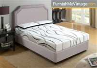 8 Inch Memory Foam Platform Bed Mattress