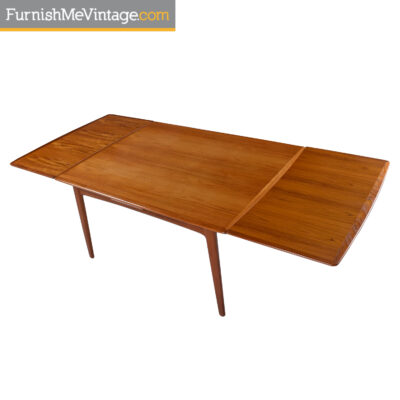 danish teak arne vodder table