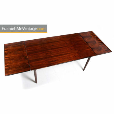 Bernhard Pedersen Rosewood Table