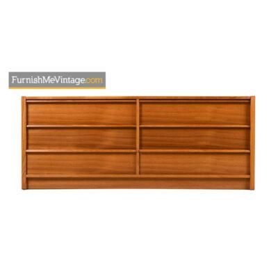 Danish Teak Dresser by Jesper - Vintage Scandinavian Modern