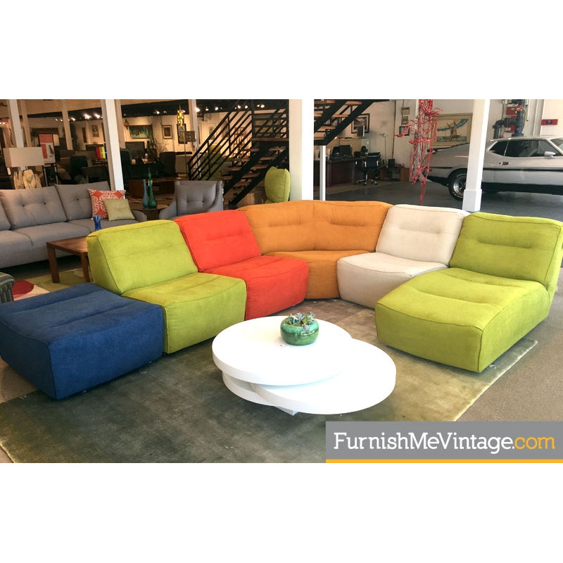 Arena Sofa Sectional Luonto · Luonto Arena Contemporary Modular Sectional  Sofa