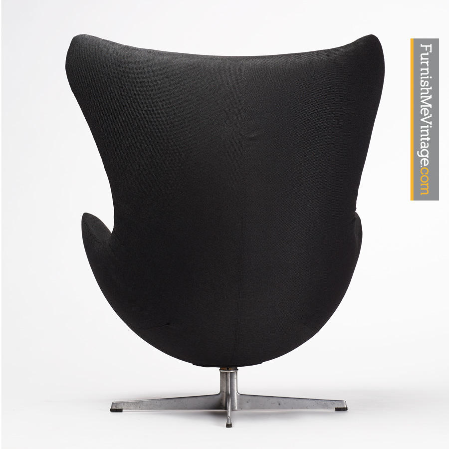 black arne jacobsen egg chair. Black Bedroom Furniture Sets. Home Design Ideas