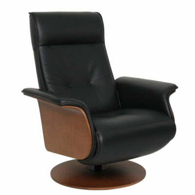 scandinavian,modern,leather,lounge chair,Fjords,Hans recliner,, Power Recliner,