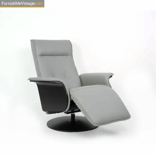 fjords hans recliner gray