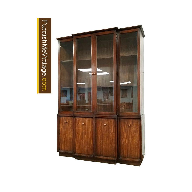 China Kitchen St Pete: China Cabinet By Milo Baughman For Drexel Perspective