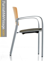 Enea Stacking Office Chairs by Coalesse