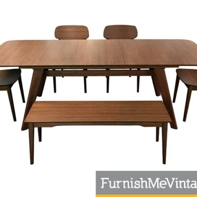 Greenington Currant Bamboo Dining Set