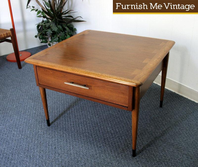 Lane Acclaim Series Coffee Table: Vintage Lane Acclaim Side Table Or Nightstand