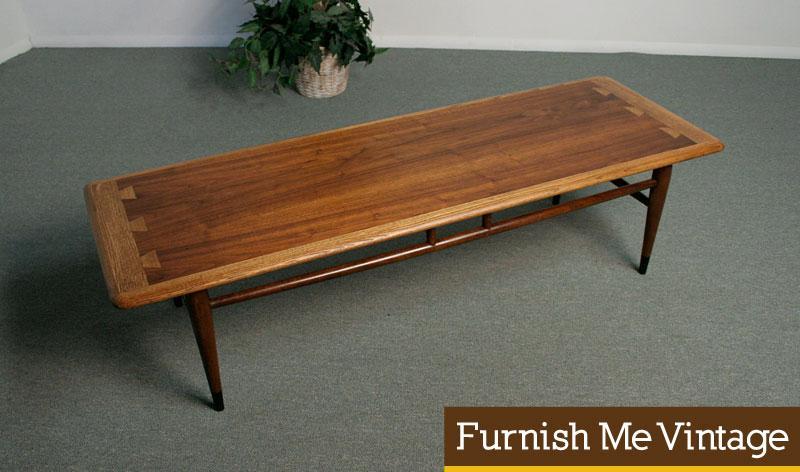 Mid Century Modern Lane Acclaim Coffee Table