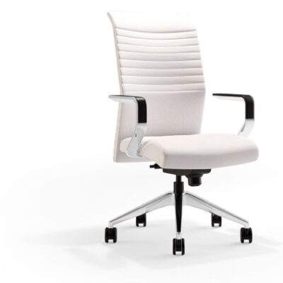 VIA SOHO Proform Highback Parallel Stitching Conference Task Chair