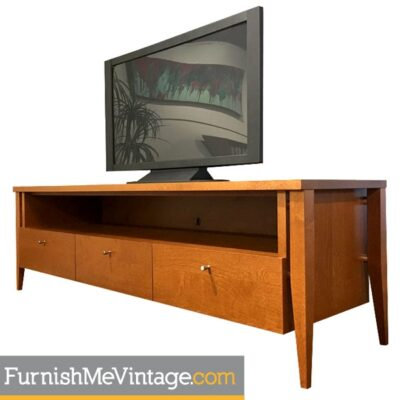 Verbois Gen BTV Contemporary TV Stand