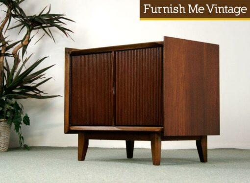 Lane Rhythm Mid Century Modern Commode Cabinet
