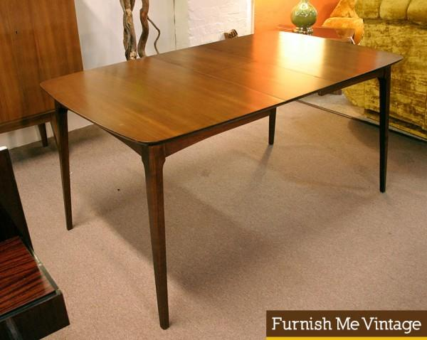 Mid Century Modern Stanley Dining Table