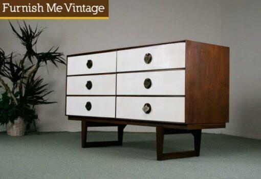 Vintage Spade Handle Stanley Double Dresser