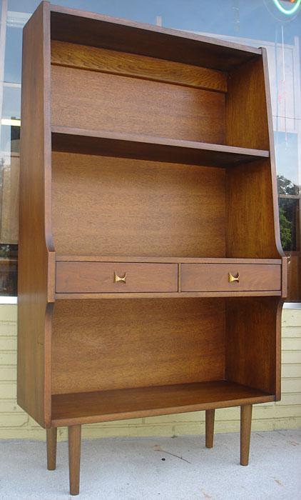 Broyhill Brasilia Mid Century Modern Bookcase