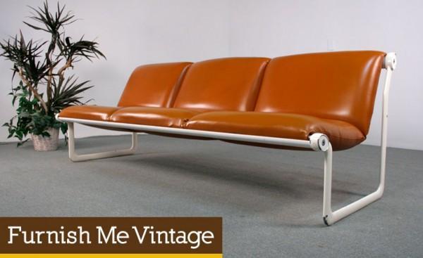 Vintage Knoll Hannah Morrison Sofa