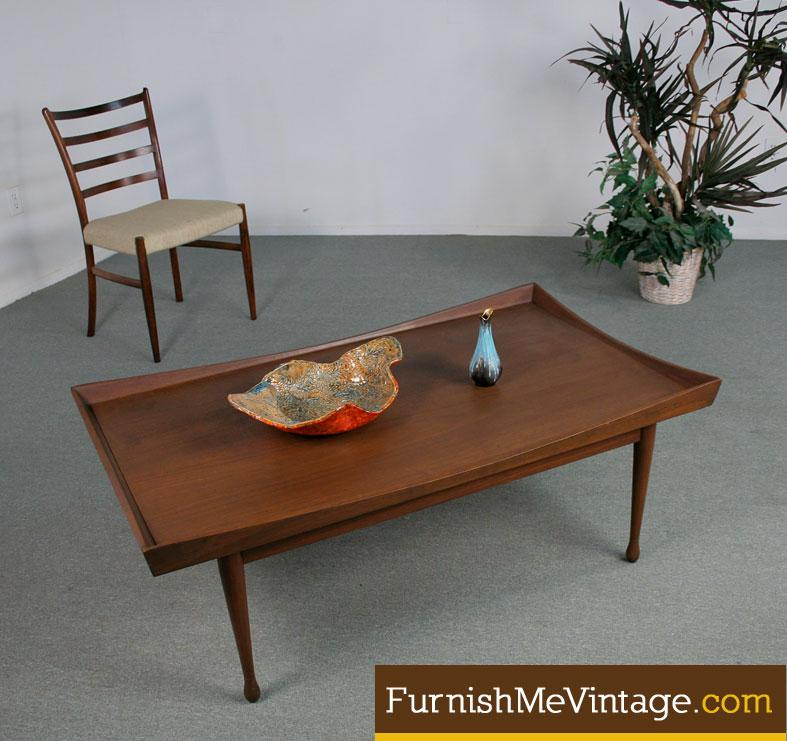 Canadian Mid Century Modern Coffee Table