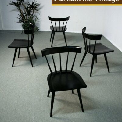 paul mccobb planner group,spindle chairs,mid-century,modern