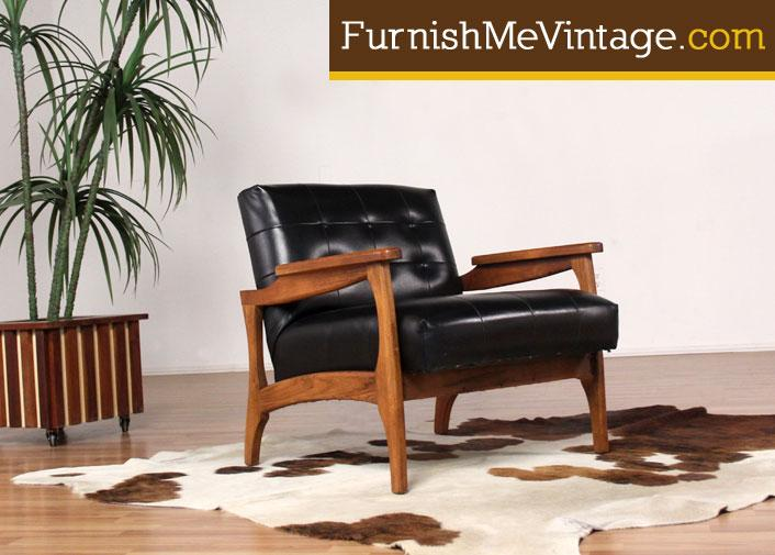 Fine Mid Century Modern Tufted Murphy Miller Chair Gmtry Best Dining Table And Chair Ideas Images Gmtryco