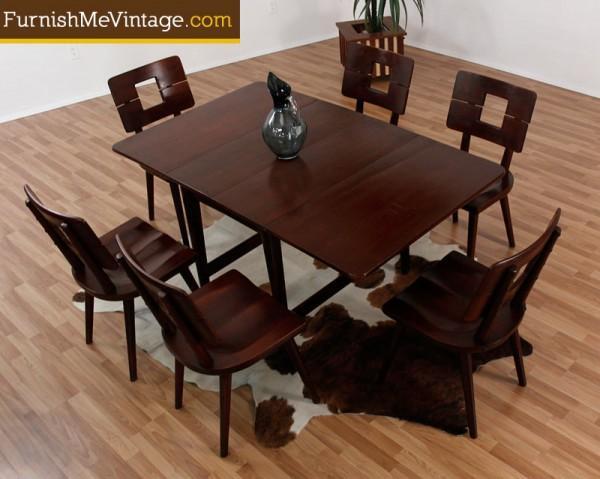 Miraculous Temple Stuart Modern Colonial Dining Table Machost Co Dining Chair Design Ideas Machostcouk