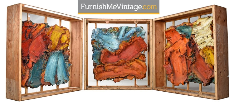 Contemporary Art Pieces by Gary Amerigian – (2) Available