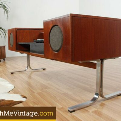 Mid Century Modern ,Electrohome, 701B, Circa 75, Stereo