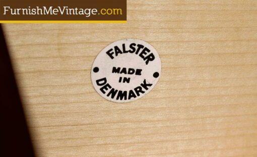 falster danish teak credenza,modern,vintage