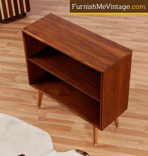 Small Mid Century Modern Bookcase