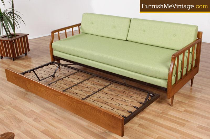 Sofa With Trundle #29 - Furnish Me Vintage