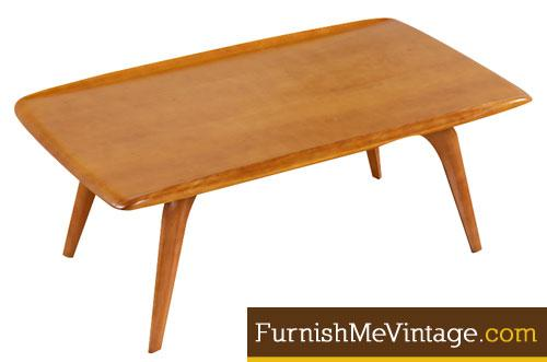 Refinished M319 Heywood Wakefield Coffee Table