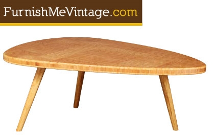 Greenington Roche Bamboo Coffee Table