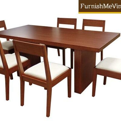 Greenington Hazel Nutmeg Bamboo Dining Set