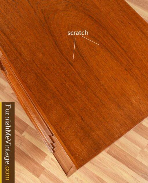 Long ,Vintage, Danish Teak Credenza,scandianvian,modern