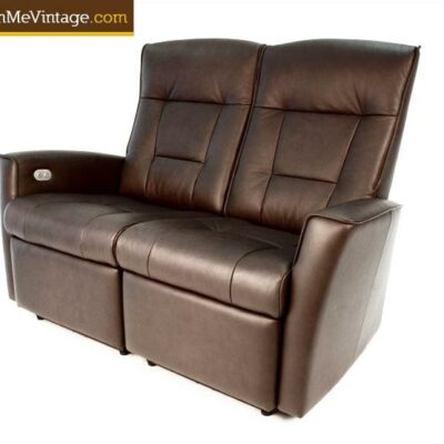 Fjords Ulstein Two Seat Power Recliner Sofa