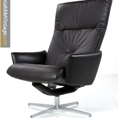 Fjords Motion Concept 10A Leather Reclining Chair