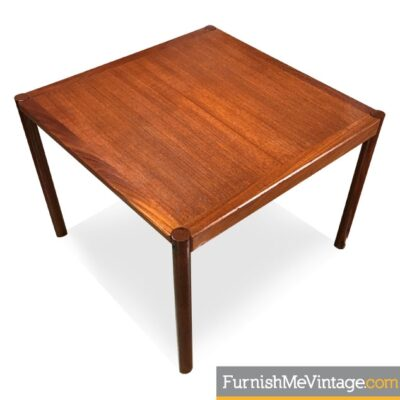 Danish Teak Table By Trioh