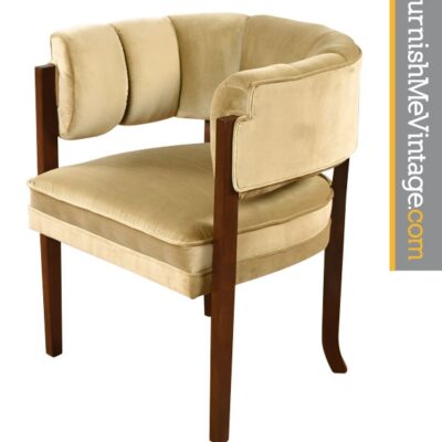 Restored Pre-Owned Larry Laslo Carmel Chair