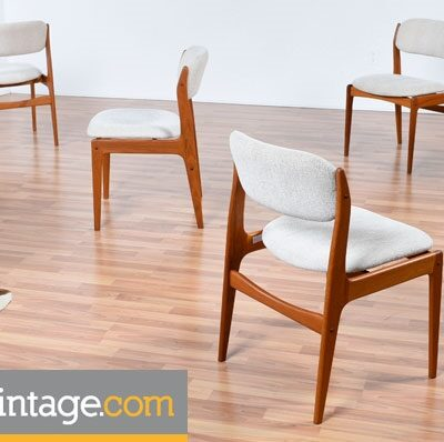 benny linden,danish,modern,teak,dining chairs,vintage,scandinavian