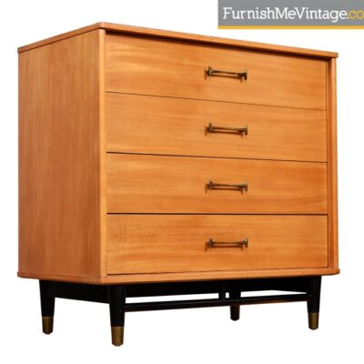 Mid Century Modern Milo Baughman New Todays Living Chest
