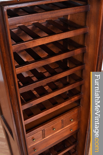 Pre Owned Contemporary Wine Racks By South Cone