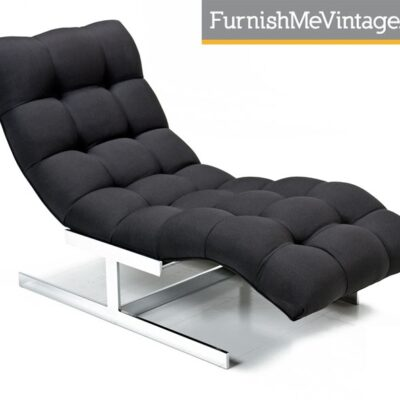 Lounge chairs furnish me vintage for Carson chaise lounge