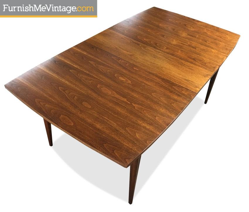 Mid Century Modern Broyhill Saga Dining Table
