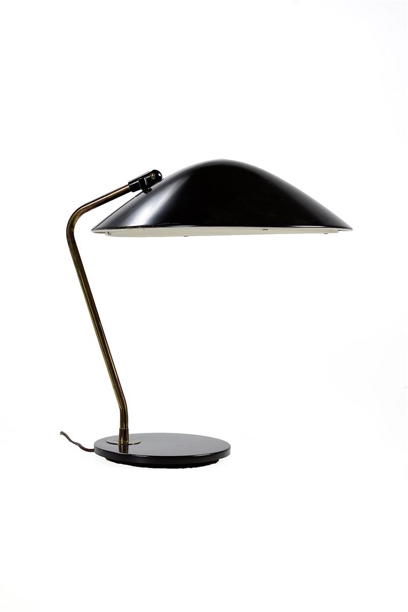mid century modern Gerald Thurston table lamp